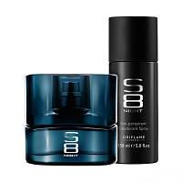 Мужской парфюмерный набор S8 Night парфюм+дезодорант