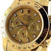 Мужские наручные Часы Rolex Daytona Gold