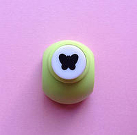 Дырокол Бабочка 1 см кнопка