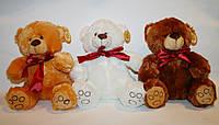 Медведь с бантом (музыкальный)  Сонечко 30142