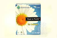 Пральний порошок для дитячих речей ROYAL POWDER BABY DELAMARK (1кг)
