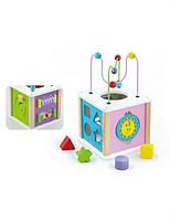 Лабиринт Viga Toys 5 в 1 (малый)