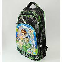 Хороший школьный рюкзак. Ортопедическая жесткая спинка. Рюкзак для мальчика. Отличное качество. Код: КДН429