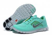 Женские кроссовки Nike Free Run Plus 3, найк фри ран