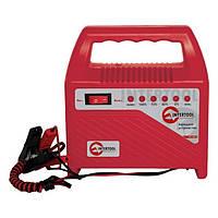 Автомобильное зарядное устройство для АКБ 6В и 12В INTERTOOL AT-3012