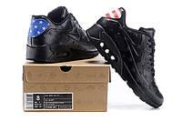 Кроссовки Nike Air Max 90 VT Independence Day черные