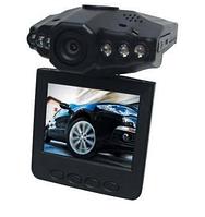 Видеорегистратор H198/189, экран 2,5 дюйма, 6 ИК диодов, запись звука, сенсор движения
