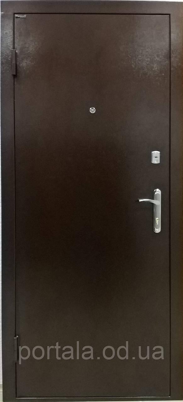 дверь металлическая антивандальная купить в москве