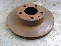 Тормозной диск D=280 вентилируемый R15 б/у на Fiat Ducato, Citroen Jumper, Peugeot Boxer год 2002-2006