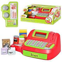 Игровой набор «Касса магазина» 1680621 HTI со звуковыми эффектами