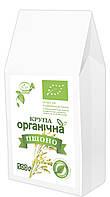 Крупа Пшено шлифованное Органическое ТМ Козуб Продукт 0,5 кг 905752