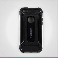 Бампер противоударный Spigen iPhone 4, 5S, 6S