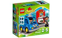 Детский конструктор Lego Duplo Полицейский патруль