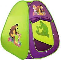Палатка для детей Маша и Медведь 805S