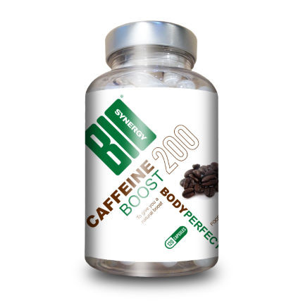 Bio-Synergy Производительность Кофеин Boost - (120 капсул)