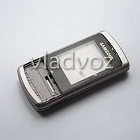Корпус для Samsung c3050 серый class AAA