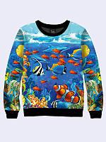 Свитшот Подводный мир