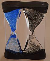 Акриловые часы песочные декоративные
