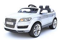 Детский электромобиль Джип Audi Q7 SBR-white