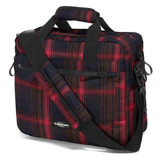 Незаменимая городская сумка 18 л. Dhooper Eastpak EK24011B красно-черный
