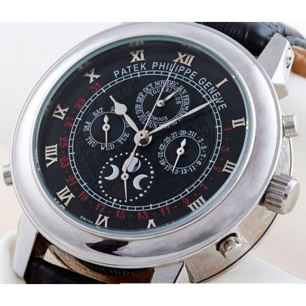Часы Patek Philippe Sky Moon Tourbillon e6780742f36