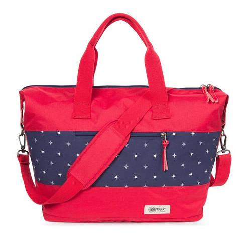 Красивая городская сумка 25 л. Jarred Eastpak EK05B99J красный