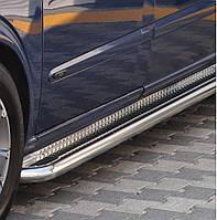 Пороги на Volkswagen Crafter (c 2006---) Короткая база