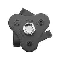 Съёмник м/фильтра универсальный Краб 65-120 мм Toptul