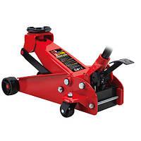 Домкрат подкатной профессиональный 3т с педалью 150-490 мм T83000ET Torin