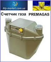 """Счетчик газа """"Premagas MKM-U"""" G 6"""