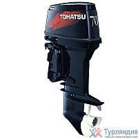 Лодочный мотор Tohatsu M70C EPTOL