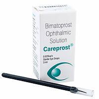 Средство для роста ресниц и бровей Карепрост (Careprost). Оригинал
