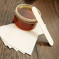 Сахарная паста для депиляции + маленький шпатель. Шугаринг 300 гр