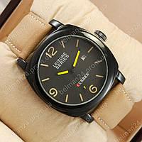 Мужские наручные часы Curren Black copy