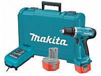Шуруповерт аккумуляторный Makita 6271DWPE 12В