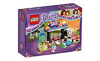 Детский конструктор Lego Friends Парк развлечений: Игровые автоматы