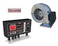 Автоматика для твёрдотопливных котлов TECH ST-22+WPA120