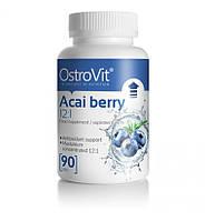 Витамины и минералы Ostrovit Acai Berry 500mg 12:1 (90 tabs)
