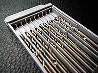 Сверло по металлу  HSS-М35 Кобальтовые (Со 5%) 3мм