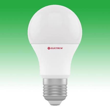 Светодиодная лампа LED 7W 4000K E27 ELECTRUM LS-7 (A-LS-0399), фото 2