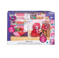 My Little Pony Equestria Girls. Игровой набор мини-кукол Пижамная вечеринка