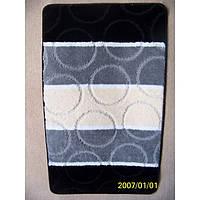 Комплект ковриков для ванной комнаты на резиновой основе - 130-280