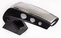 Подлокотник Vitol HJ 48006 A (черный + хром + A4)