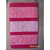Комплект ковриков для ванной комнаты на резиновой основе - 130-294
