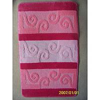 Комплект ковриков для ванной комнаты на резиновой основе - 130-296