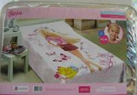 Плед детский акриловый Disney Barbie ( Дисней Барби)160х220см