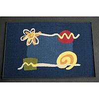 Комплект ковриков для ванной комнаты на резиновой основе - 130-308