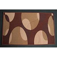 Комплект ковриков для ванной комнаты на резиновой основе - 130-312