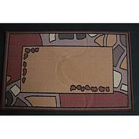 Комплект ковриков для ванной комнаты на резиновой основе - 130-314