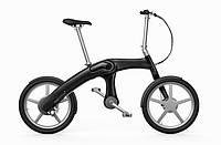 Гибридный велосипед Mando Footloose B07 (черный)